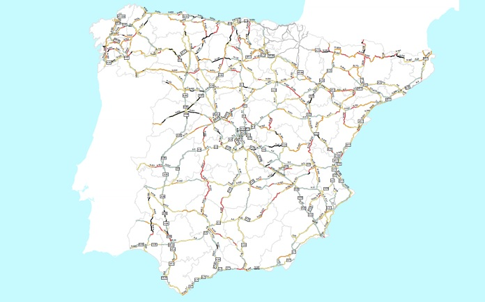 Catalan Map Of Spain.Eurorap New Spanish And Catalan Risk Maps Published